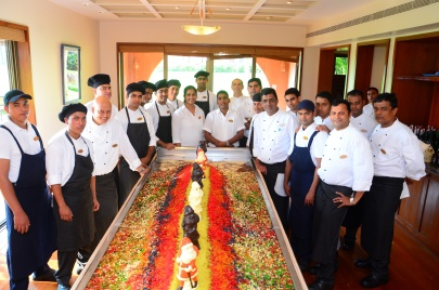 chefs-at-the-cake-mixing-ceremony-at-park-hyatt-goa-resort-and-spa